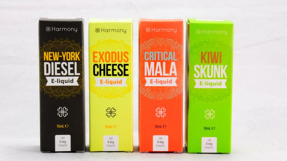 TasteVape – Harmony liquides : Alors, on n'est pas bien là ?