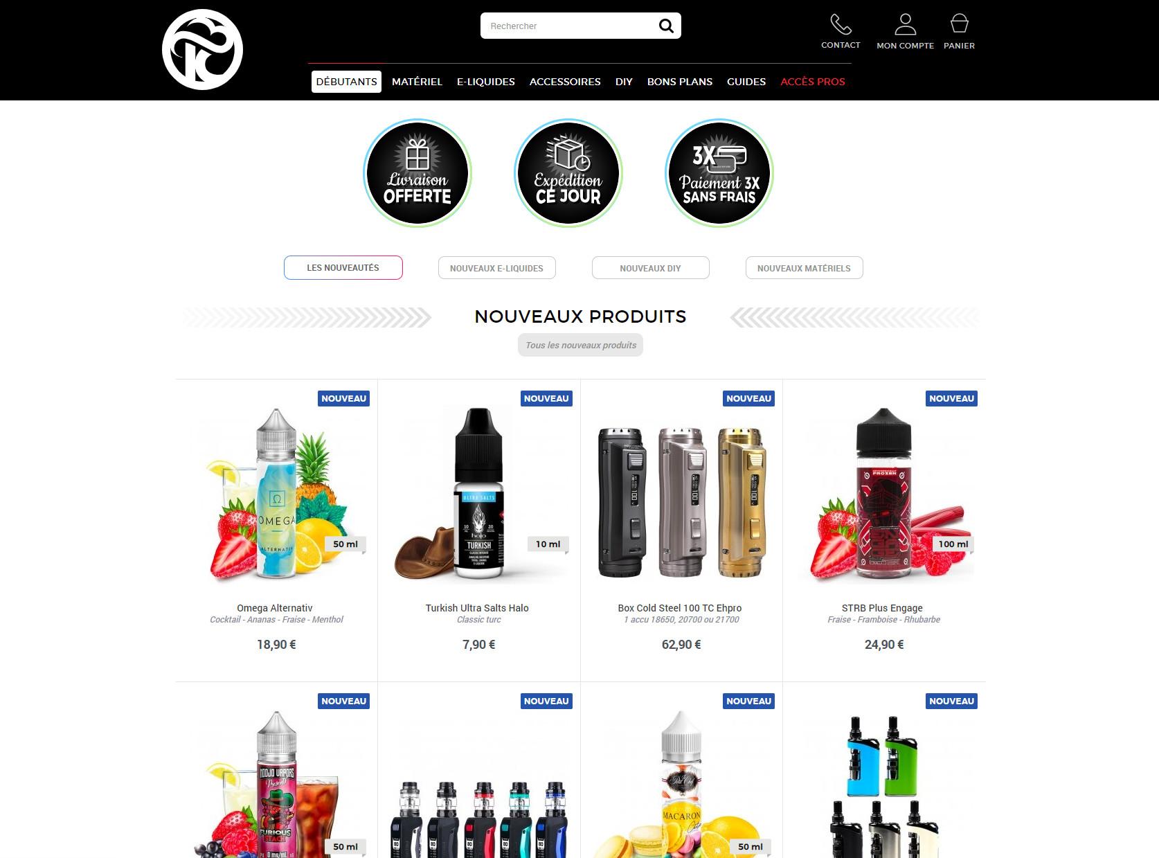 Kumulus Vape, distributeur vape 100% e-commerce, entre en Bourse