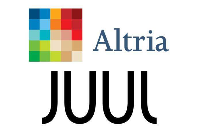 Le rapprochement Juul/Altria contesté par les autorités