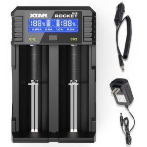 chargeur accus Xtar Rocket