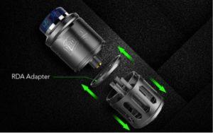 Wotofo Profile RDA adaptateur