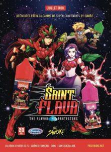 swoke vape saint flava