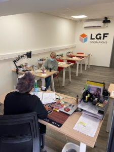 LGF formations vape