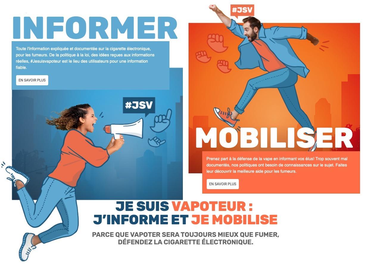 #jesuisvapoteur : mobilisons-nous !